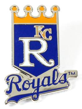 Kansas City Royals Vintage Logo Pin - 1979