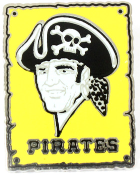 Pittsburgh Pirates Vintage Logo Pin - 1967