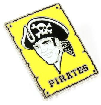 Pittsburgh Pirates Vintage Logo Pin - 1967