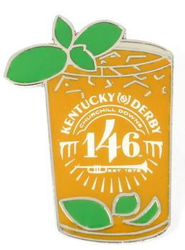 2020 Kentucky Derby 146 Mint Julep Pin