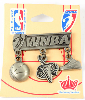 Cleveland Rockers Charm Pin