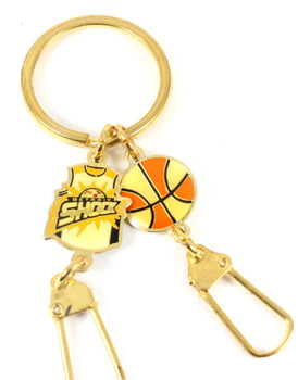 Detroit Shock Key Chain