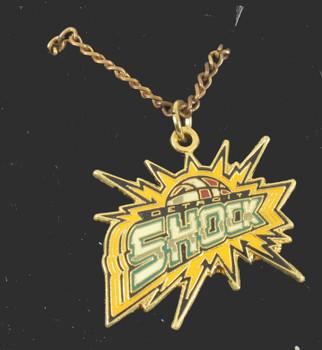 Detroit Shock Necklace