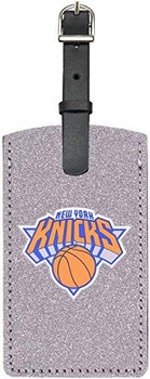 New York Knicks Sparkle Luggage Bag Tag