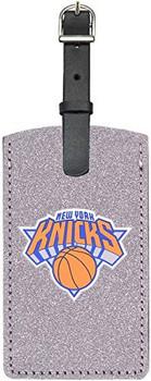 New York Knicks Sparkle Luggage Bag Tag