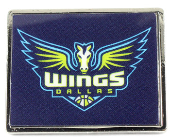 Dallas Wings Logo Pin