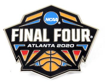 2020 Final Four Logo Pin