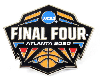 2020 Final Four Logo Pin
