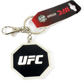 UFC Octagon Logo Key Chain