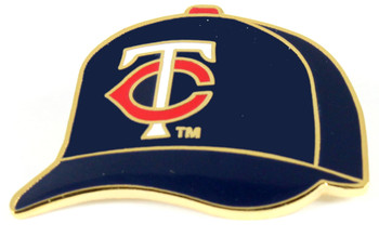 Minnesota Twins Cap Pin