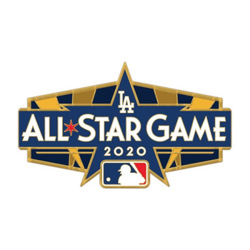 2020 MLB All-Star Game Logo Pin
