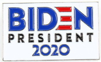 Joe Biden President 2020 Pin