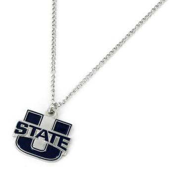 Utah State Logo Pendant