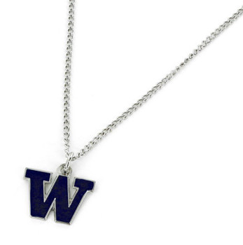 Washington Huskies Logo Pendant