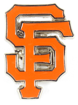 "San Francisco Giants ""SF"" Logo Pin"