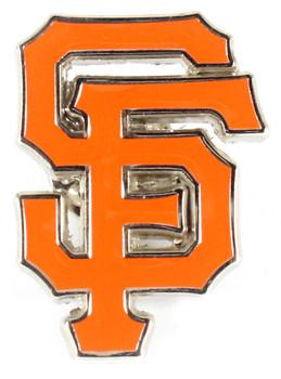 """San Francisco Giants """"SF"""" Logo Pin"""