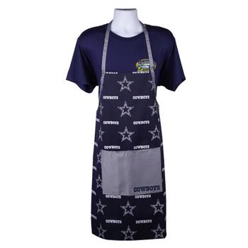 Dallas Cowboys Logo Rush Chefs Apron