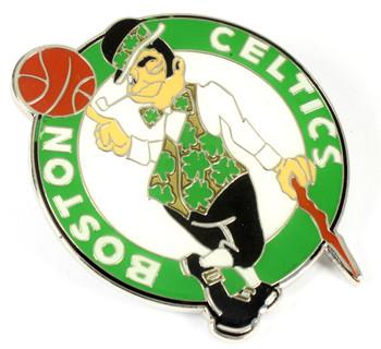 "Boston Celtics GRANDE Logo Pin - 2"""