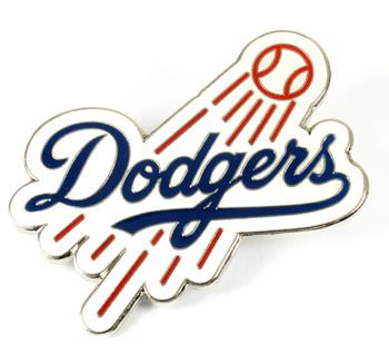 "Los Angeles Dodgers GRANDE Logo Pin - 2"""