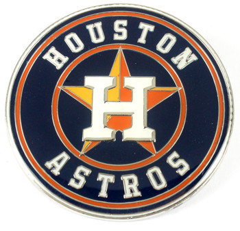 Houston Astros GRANDE Logo Pin - 2""
