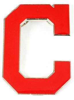 "Cleveland Indians GRANDE Logo Pin - 2"""