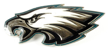 Philadelphia Eagles GRANDE Logo Pin - 2""