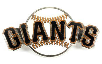 "San Francisco Giants GRANDE Logo Pin - 2"""