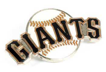 San Francisco Giants GRANDE Logo Pin - 2""