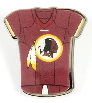 Washington Redskins Jersey Pin