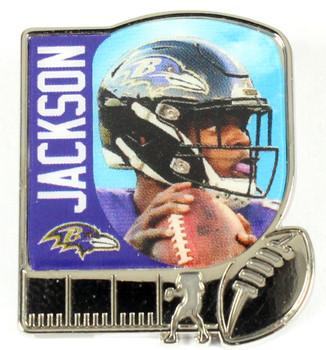 Lamar Jackson Baltimore Ravens Pin