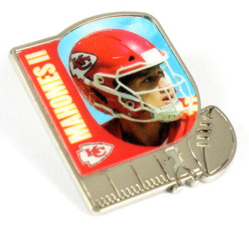 Patrick Mahomes Kansas City Chiefs Pin