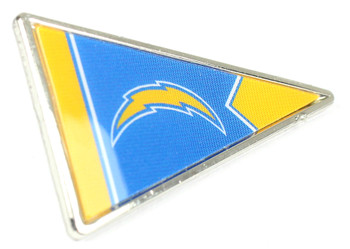 Los Angeles Chargers Pennant Pin