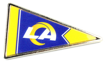 Los Angeles Rams Pennant Pin