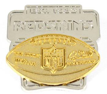 Washington Redskins Est. 1932 Double Pin