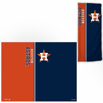 Houston Astros Fan Wrap