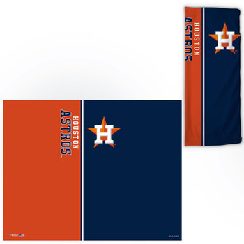 Houston Astros Fan Wrap