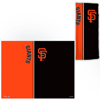 San Francisco Giants Fan Wrap
