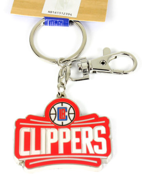 Los Angeles Clippers Logo Key Chain