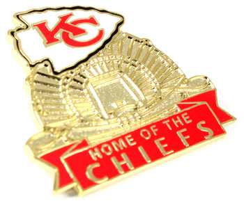 Kansas City Chiefs Stadium Pin