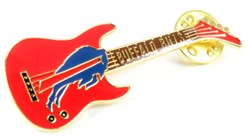 Buffalo Bills Guitar Pin