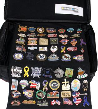 lapel pin bag page