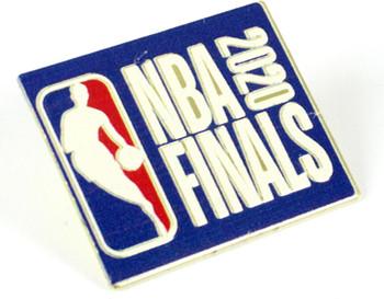 2020 NBA Finals Logo Pin