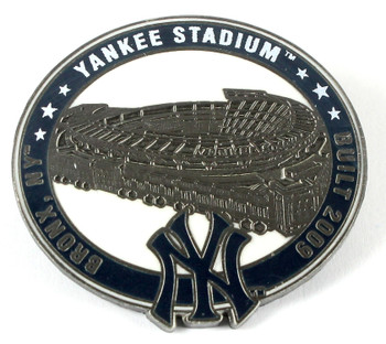 Yankee Stadium Pin - Bronx, NY / Built 2009  - Limited 1,000