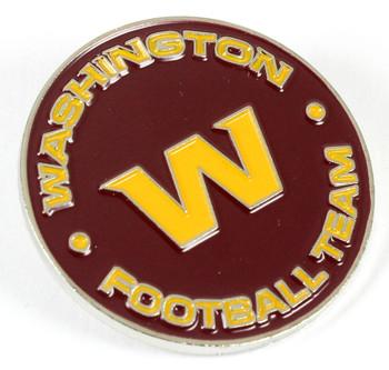 Washington Football Team Logo Pin