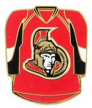 Ottawa Senators Jersey Pin