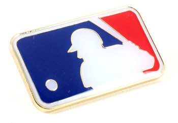 Major League Baseball Logo Pin - MLB Logo Pin