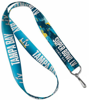 Super Bowl LV (55) Lanyard