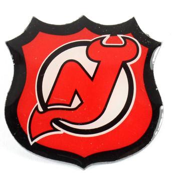New Jersey NHL Shield Pin