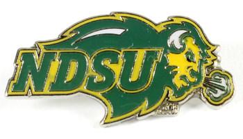 North Dakota State Logo Pin