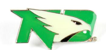 North Dakota Logo Pin.